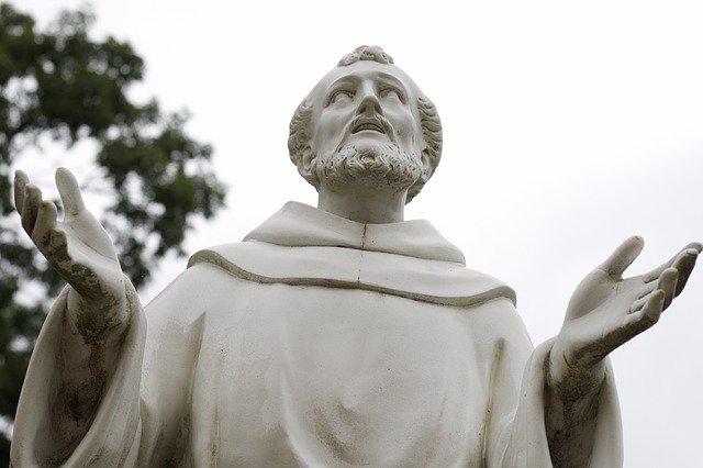 socha sv. františka