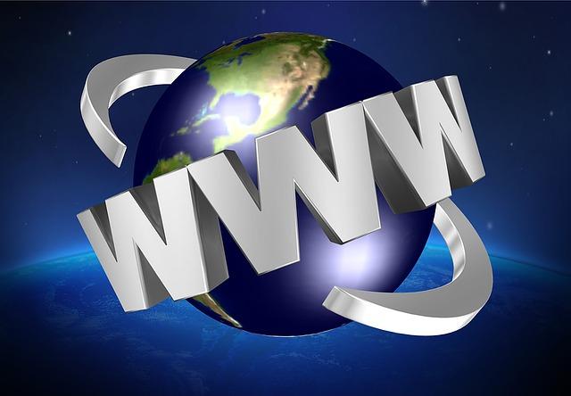 internet kolem světa