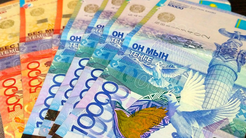 měna tenge