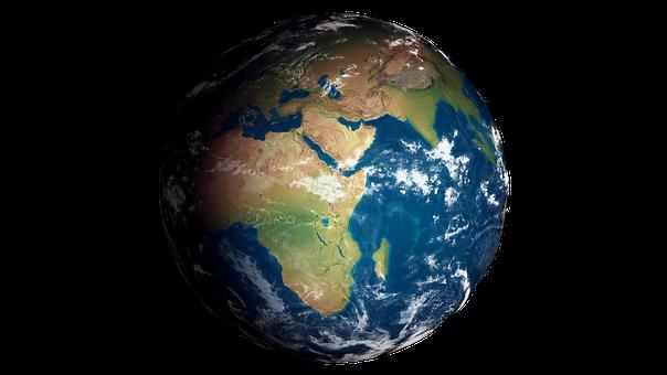 svět zeměkoule